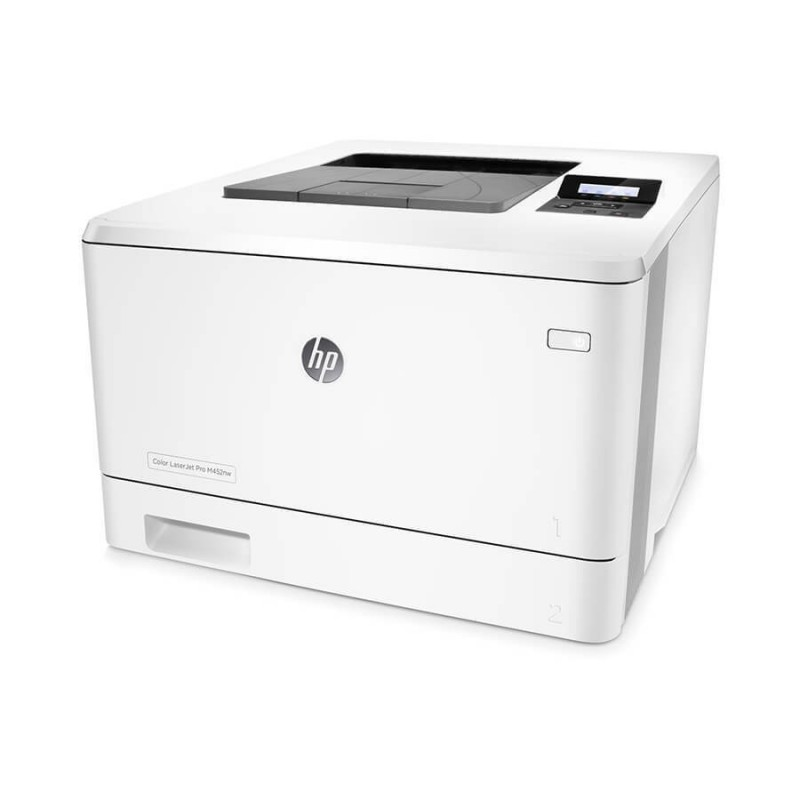 Imprimante laser color second hand HP LaserJet Pro M452nw, A4