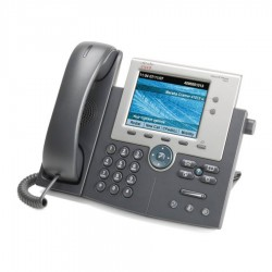 Telefoane IP noi Cisco Unified 7945G-CCME, Afisaj LCD Color