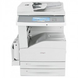 Multifunctionale second hand Lexmark X860de, A3, 35 ppm