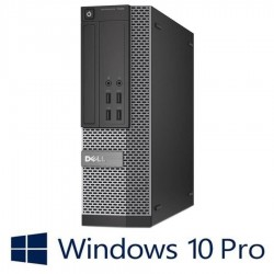 Calculatoare refurbished Dell OptiPlex 7020 SFF, i5-4590, Win 10 Pro