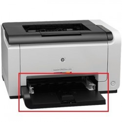 Imprimante sh color HP LaserJet Pro CP1025nw cu wireless