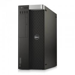 Workstation refurbished Dell T3610, Xeon E5-1620 V2, Win 10 Pro