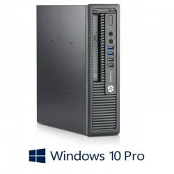 Workstation refurbished HP Z230, Quad Core i7-4790, Win 10 Pro
