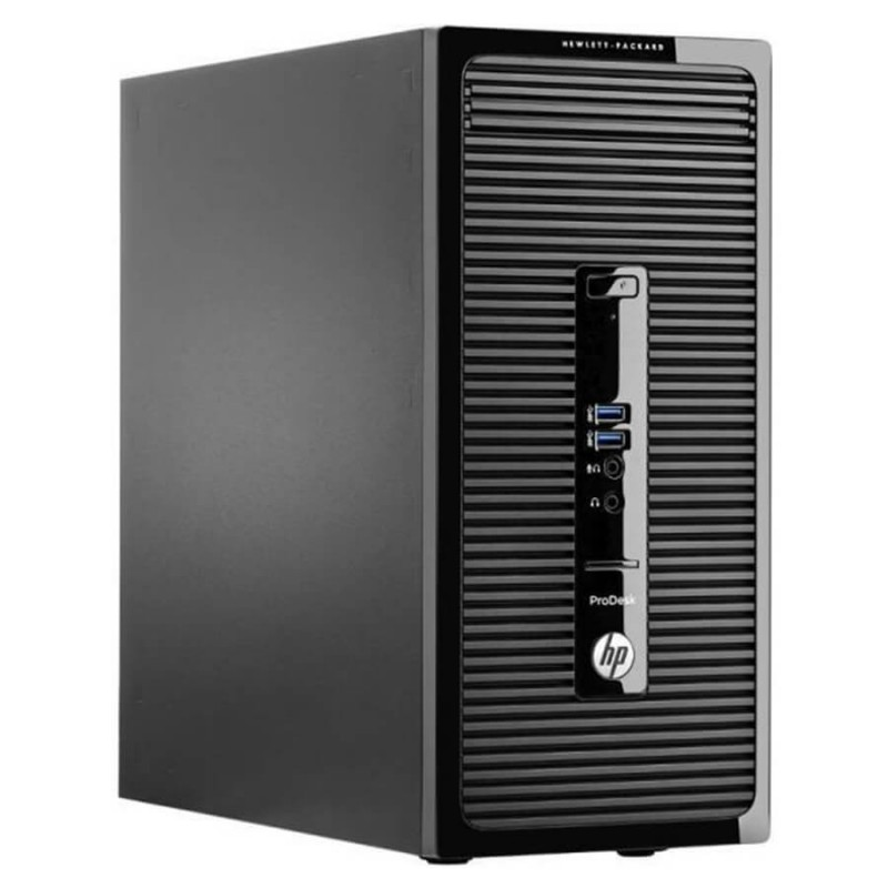 Calculator second hand HP ProDesk 400 G3 MT, Core i5-6500