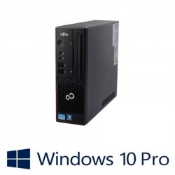 PC refurbished Fujitsu Esprimo C700, i7-2600, Win 10 Pro