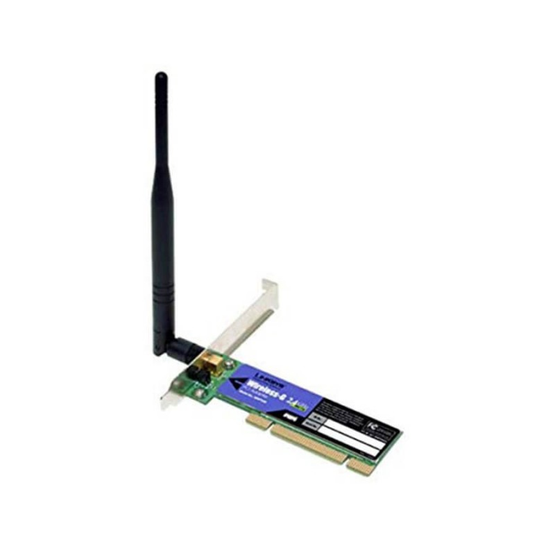 Placi de retea noi Linksys WMP54G Wireless - G PCI Adapter