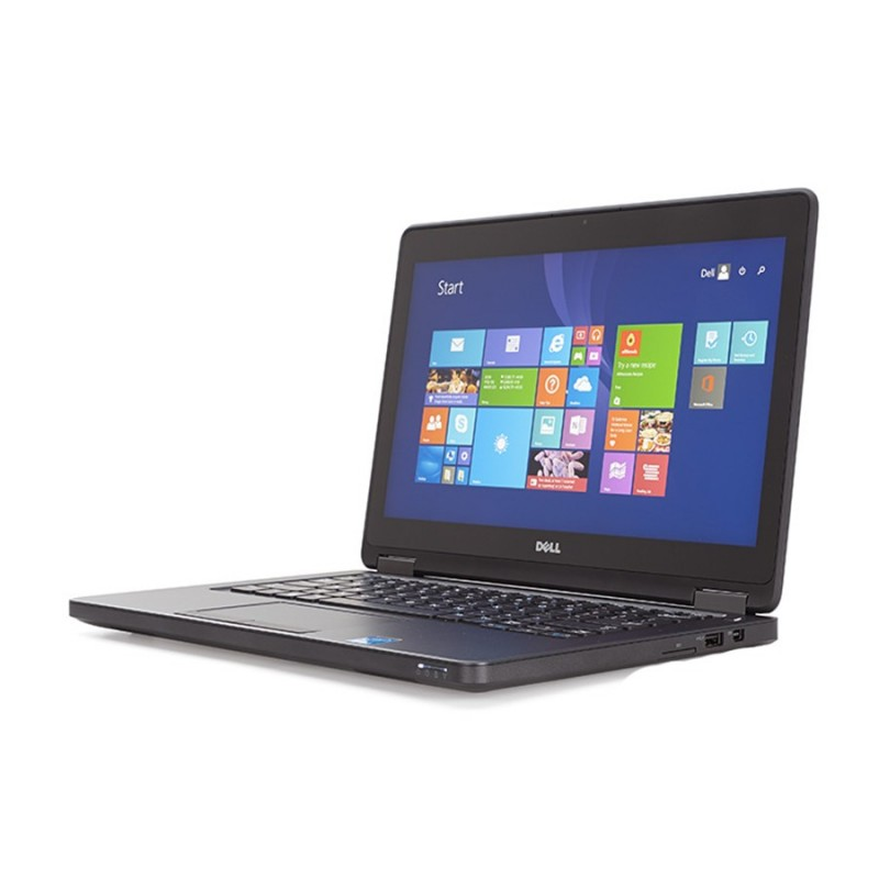 Laptop Second Hand Dell Latitude E5250, i5-5300U, 256GB, Grad B