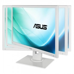 Monitoare Second Hand ASUS BE24A LCD, 24 inch, Full HD, Alb