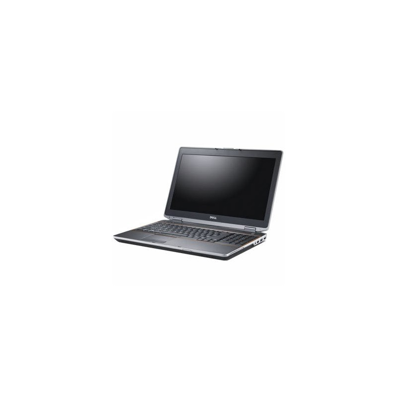 Laptop second hand Dell Latitude E6520, i5-2520M, Baterie Noua