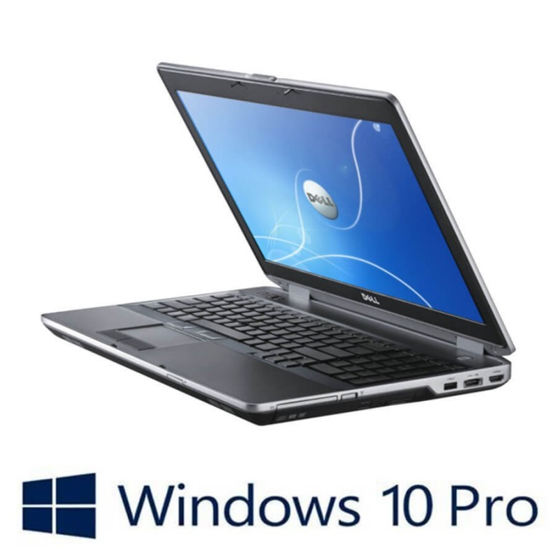 Laptop sh Dell Latitude E6530, i5-3320M Gen3, Windows 10 Pro