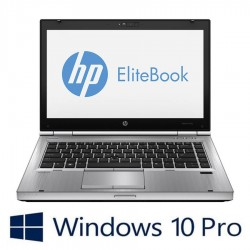 Laptop Refurbished HP EliteBook 8470p, i7-3540m, Win 10 Pro