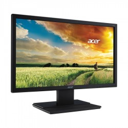 Monitoare Second Hand Acer V246HL, Negru, 24 Inch