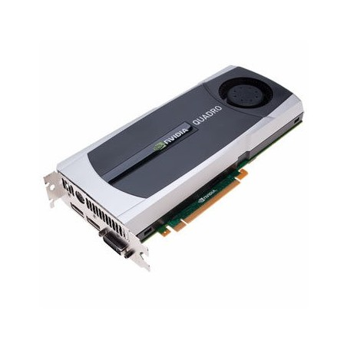 Placi video second hand NVidia Quadro 5000 2.5 GB GDDR5 320-bit