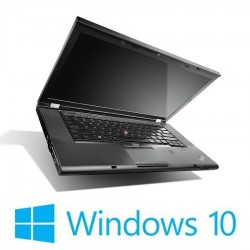 Laptop Refurbished Lenovo Thinkpad T530, i5-3320M, Win 10 Home