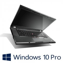 Laptop Refurbished Lenovo Thinkpad T530, i5-3320M, Win 10 Pro