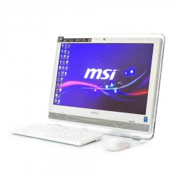 Sistem All in One sh MS-AC11 AE222, i3-4130, 21,5 inch Touchscreen, Full HD