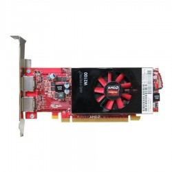 Placa Video Second Hand AMD FirePro W2100, 2GB GDDR3 128bit