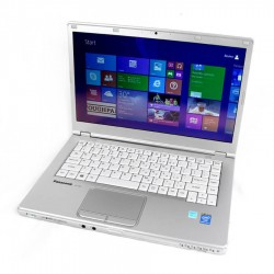 Laptop Second Hand Panasonic ToughBook CF-LX3, i5-4310u, 8GB