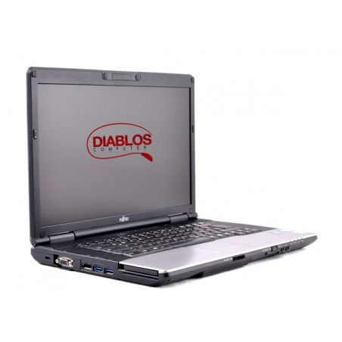 Laptop Refurbished Fujitsu LIFEBOOK E752, i5-3340M, Full HD, 8GB, Win 10 Home