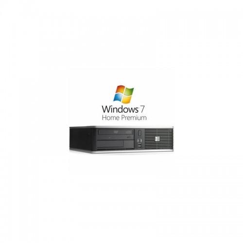 PC second hand HP Compaq 8000 Elite USDT, Dual Core E5400