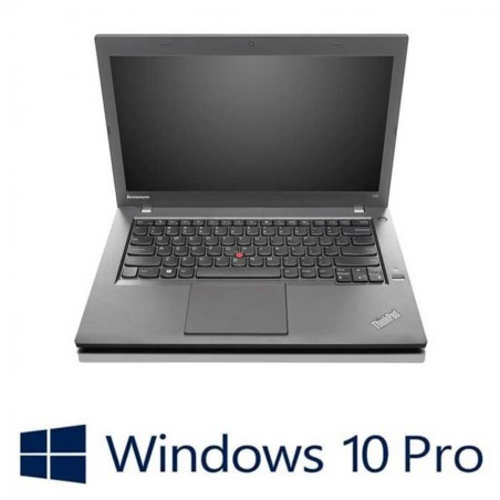 Laptopuri Refurbished Lenovo ThinkPad T440p, i5-4300M, 8GB DDR3, Win 10 Pro