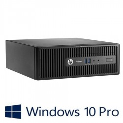 PC Refurbished HP ProDesk 400 G2.5 SFF, I5-4590s, 8GB DDR3, Win 10 Pro