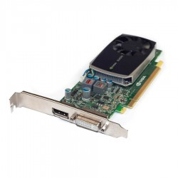 Placi video second hand NVIDIA Quadro 600 1GB DDR3 128-bit