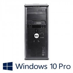 PC Refurbished Dell Optiplex 360 MT, Core 2 Quad Q8300, Win 10 Pro
