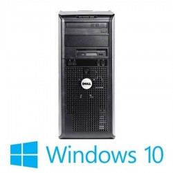 PC Refurbished Dell Optiplex 360 MT, Core 2 Quad Q9300, Win 10 Home
