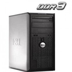 Calculator Second Hand Dell Optiplex 780 MT, Core 2 Quad Q9300