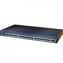 Switch cisco WS-C2950T-24 (2 porturi gigabit)