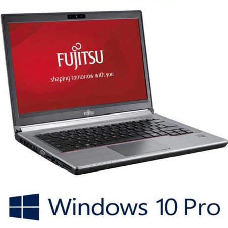 Laptop Refurbished Fujitsu LIFEBOOK E744, i5-4210M, 8GB, Win 10 Pro