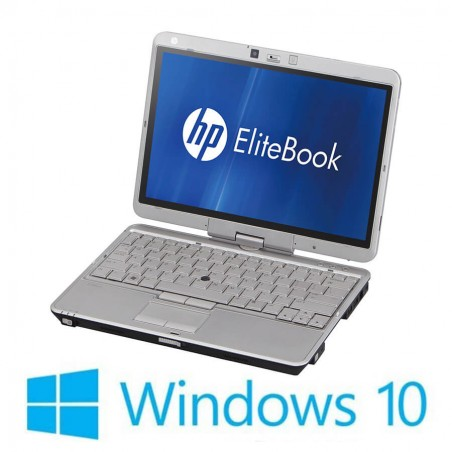 Laptop Refurbished HP EliteBook 2760p Touch, i5-2540m, Win 10 Home