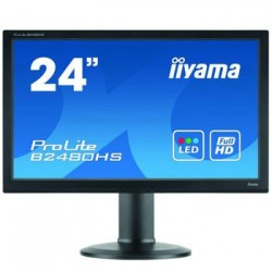 Monitoare Refurbished LED 24 inch Iiyama ProLite B2480HS