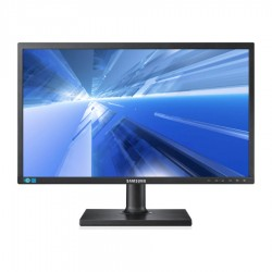 Monitor Refurbished LED Samsung S24C450M 24 inch Full HD