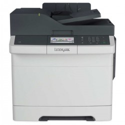 Multifunctionale Refurbished Lexmark CX410de, 30 ppm, Toner Full