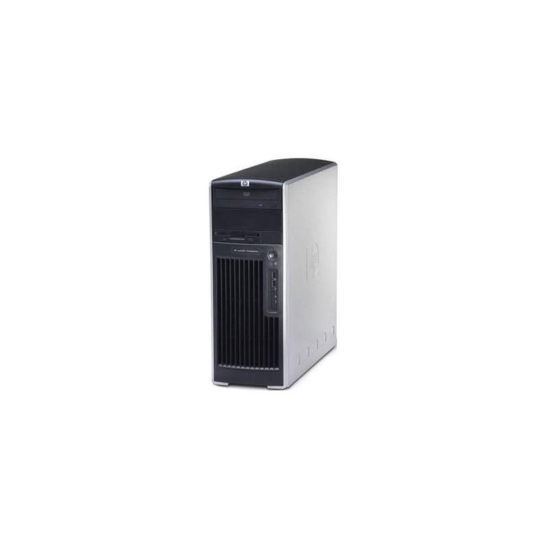 Workstation second hand HP Z400, Intel Xeon Hexa Core E5649