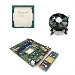 Placa de baza Refurbished Acer H81H3-AD, i3-4160, Cooler