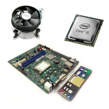 Placa de baza Refurbished Acer H81H3-AD, i5-4670, Cooler