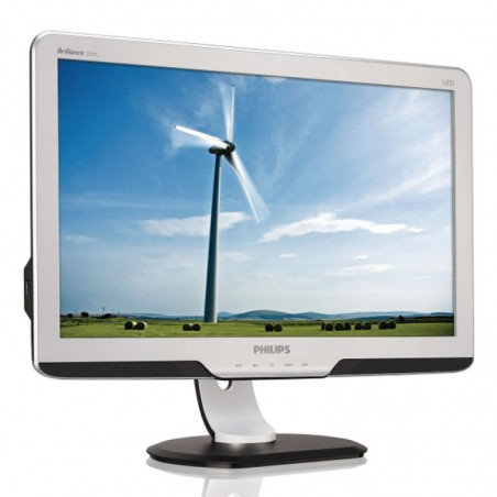 Monitor Refurbished Led cu Powersensor Philips 235PL2, 23 Inch