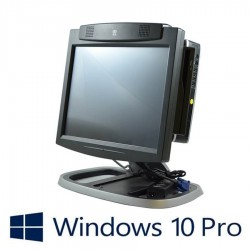 Sistem POS Refurbished HP Elite 8000 USDT, E8400, Monitor NCR 5964, Win 10 Pro
