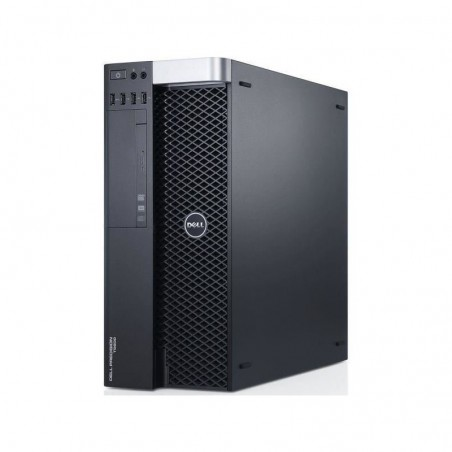 PC Second Hand Dell Precision T5600, 2 x E5-2620, Quadro K2000