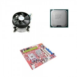 Kit Placa de Baza Refurbished MS-7366 V3.1, E5400, Cooler