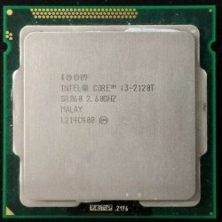Procesor Refurbished Intel Dual Core i3-2120T Generatia 2, 2.60 GHz