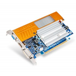 Placa Video Refurbished Gigabyte GeForce 8400GS, 1GB GDDR2, 64-bit