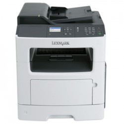Multifunctionale Refurbished Laser Monocrom LEXMARK MX310DN, Toner Full