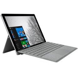 Tableta Refurbished Microsoft Surface Pro 4, Intel i5-7300U, 256GB SSD, Baterie noua