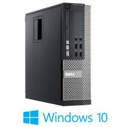 Calculatoare Refurbished Dell OptiPlex 7010 SFF, i3-3220, Win 10 Home