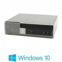 Calculatoare Refurbished Dell OptiPlex 780 USFF, Dual Core E6300, Win 10 Home