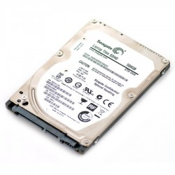 Hard Disk Laptop Refurbished SEAGATE Thin SSHD ST500LM000, 500GB